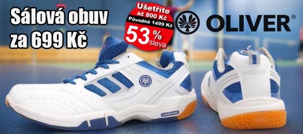 Sportmart - Výprodej dětských a dámských velikostí  Speciální značková  SÁLOVÁ OBUV za 699 Kč 6687fb9e92