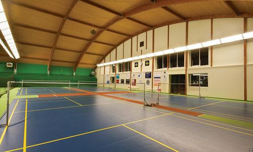 Hodina badmintonu v SPORTCENTRU STEP v kterémkoliv pásmu! Platnost do konce srpna!!!