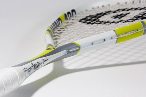Ultralehké squashové rakety pro turnajové hráče za jedinečných 990 Kč!